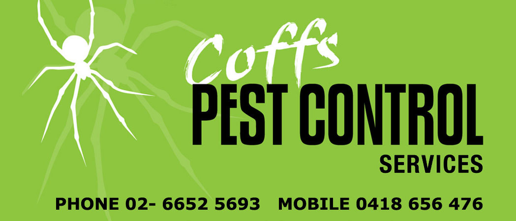 Coffs pest control